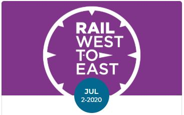 Rail West to East Conference